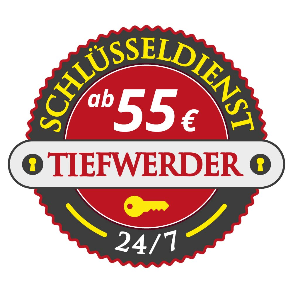 Schluesseldienst Berlin tiefwerder mit Festpreis ab 55,- EUR